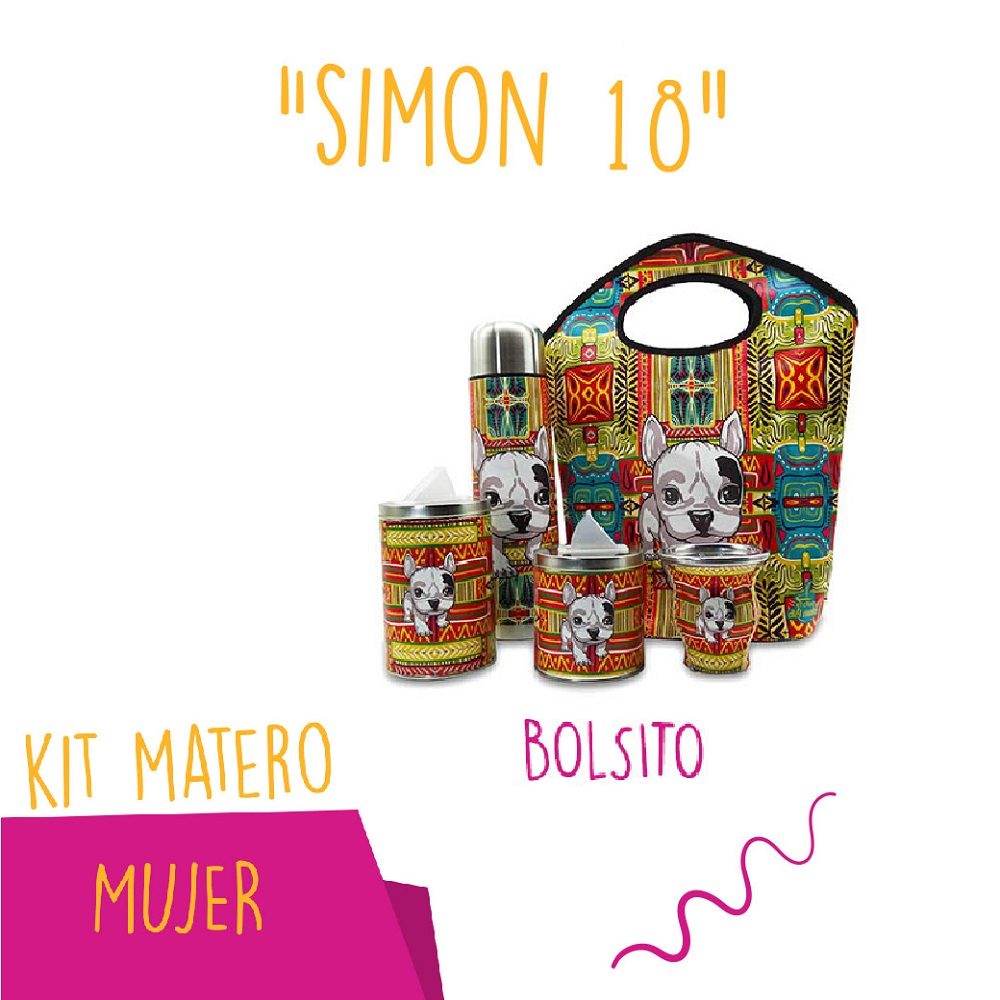 KIT MATERO BOLSITO SIMON